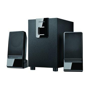 M-100/黑/多媒體三件式喇叭