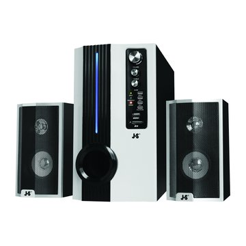 JS 淇譽 JY3018/黑/三件式喇叭