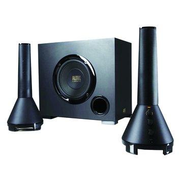VS4621/黑/三件式喇叭