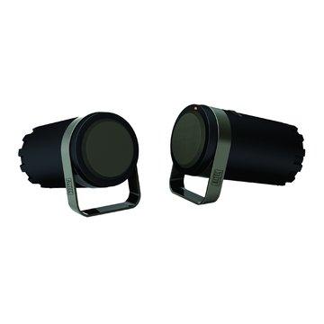 BXR1220/黑/二件式喇叭