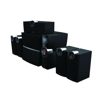 C6XD/黑/六件式 80W喇叭