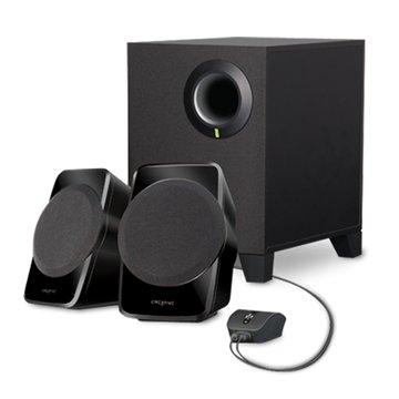 SBS A120/黑/三件式喇叭