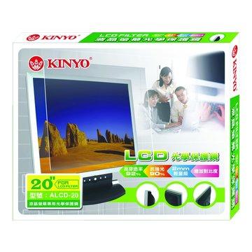 """19""""寬螢幕ALCD-20 LCD光學保護鏡"""