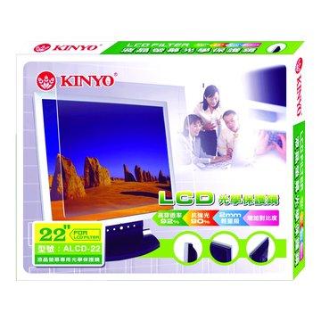 """22""""寬螢幕ALCD-22 LCD光學保護鏡"""