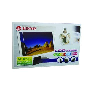 "24""ALCD-24寬螢幕 LCD光學保護鏡"