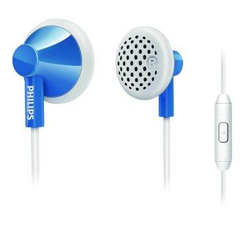 SHE2105BL(藍)耳塞式耳麥(福利品出清)