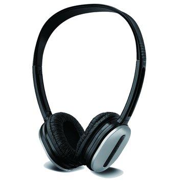 H1030SR(銀)2.4G無線頭戴式耳機麥克風(福利品出清)