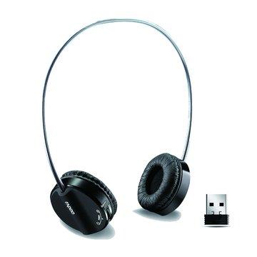 H3050BK(黑)2.4G無線頭戴式耳機麥克風(福利品出清)