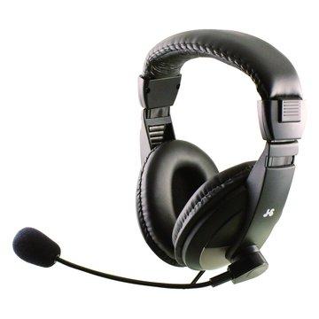 HMH022頭戴式耳機麥克風(福利品出清)