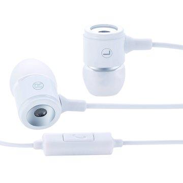 S6(白)線控接聽鋁製耳道式耳麥(福利品出清)