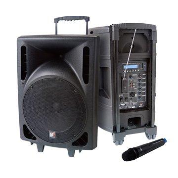 UR SOUND PA800B單頻藍芽移動式無線擴音機(福利品出清)