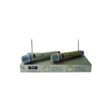 UR SOUND UR-V22歡唱用雙頻道VHF無線麥克風