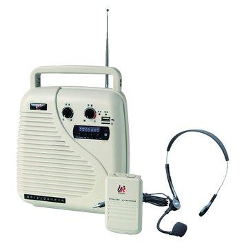 UR SOUND YA6020M USB/TF卡攜帶無線教學機