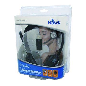 W599 2.4G無線頭戴式耳機麥克風(福利品出清)