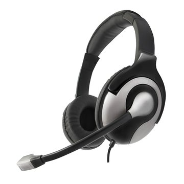JAZZ-UB600 USB頭戴式耳機麥克風