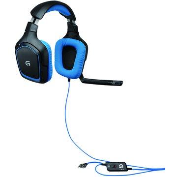 Logitech 羅技 G430環繞音效遊戲頭戴式耳機麥克風