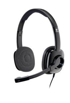 H250(黑)頭戴式耳機麥克風(福利品出清)