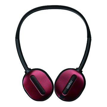 H1030(紅)2.4G無線耳機麥克風(福利品出清)
