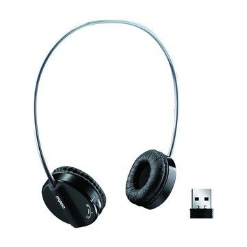 H3050(黑)2.4G無線耳機麥克風(福利品出清)