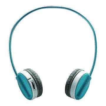 H3050(藍)2.4G無線耳機麥克風(福利品出清)