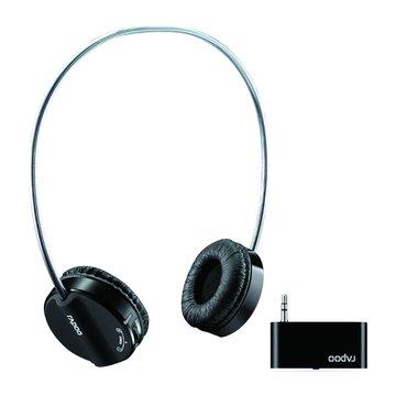 H3070(黑)2.4G無線耳機麥克風(福利品出清)