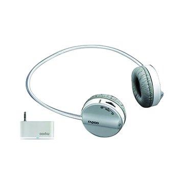 H3070(灰)2.4G無線耳機麥克風(福利品出清)