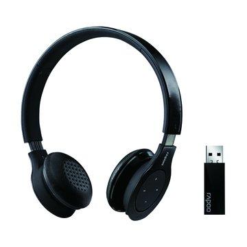 H8020(黑)2.4G無線耳機麥克風(福利品出清)