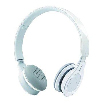 H8020(白)2.4G無線耳機麥克風(福利品出清)