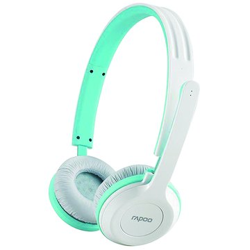 H8030(藍)2.4G無線耳機麥克風(福利品出清)