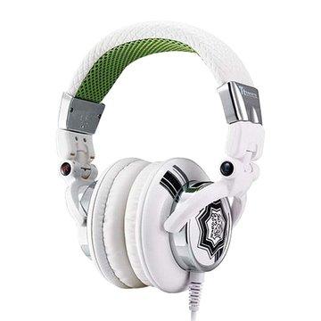 CHAO潮傳奇DRACCO(白) 電競耳機經典款(福利品出清)