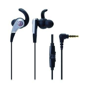 CKX5iS(黑)通話用耳道式耳機(福利品出清)