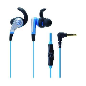 CKX5iS(藍)通話用耳道式耳機(福利品出清)