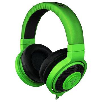 北海巨妖(綠)頭戴式耳機(福利品出清)