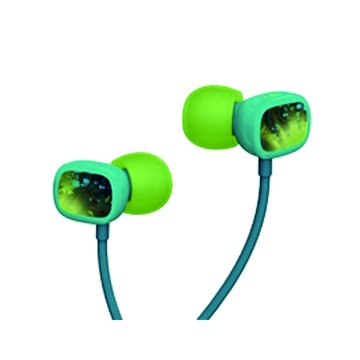 UE100(綠)耳道式耳機(福利品出清)