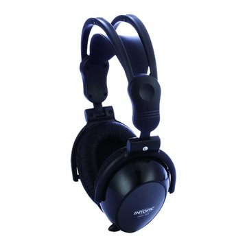 JAZZ-850(黑)全罩頭戴可摺式耳機麥克風(福利品出清)