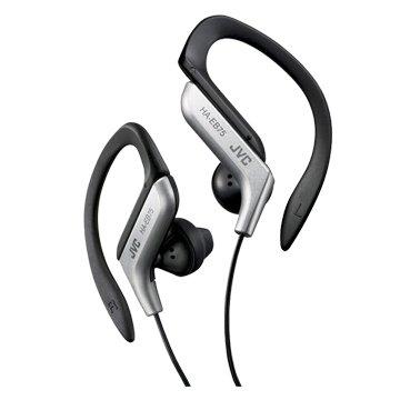 JVC 傑偉世 HA-EB75-S(銀)運動型防水耳掛耳機