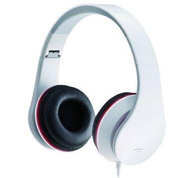 E-books  G3(白)摺疊高音質全罩耳機