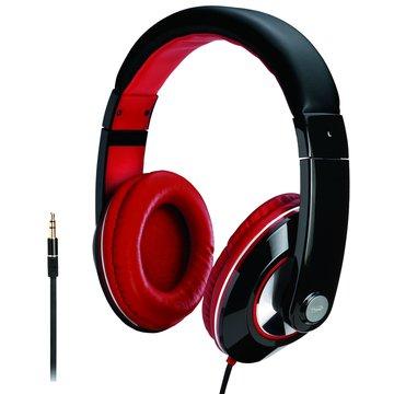 G4(黑)魔幻美聲高音質全罩耳機(福利品出清)