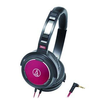 WS55 BK(黑)頭戴式耳機(福利品出清)