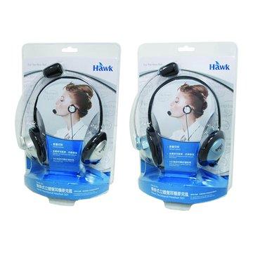HKC501後掛式立體聲耳機麥克風(福利品出清)