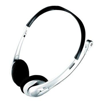 EM-100 頭戴式耳機麥克風(福利品出清)