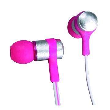 KINYO 金葉 EMP-70R(粉紅)繽紛時尚立體聲耳機