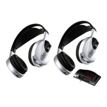 紅外線無線耳機(1對2)(福利品出清)