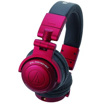 PRO500MK2(紅)DJ專業耳機