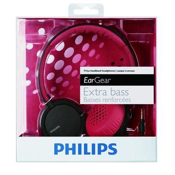 SHL5000(紅)頭戴式耳機(福利品出清)