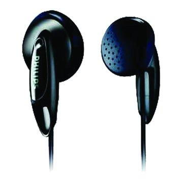 SHE1360(黑)耳塞式耳機(福利品出清)
