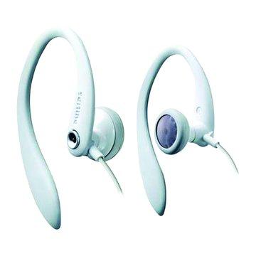SHS3201(白)耳掛式耳機(福利品出清)