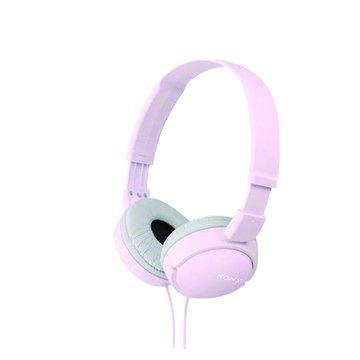 SONY 新力牌 MDR-ZX110(粉)多彩耳罩式耳機