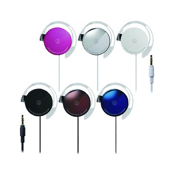 EQ300M WH(白)耳掛式耳機