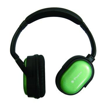 L850(綠)頭戴式耳機麥克風(福利品出清)